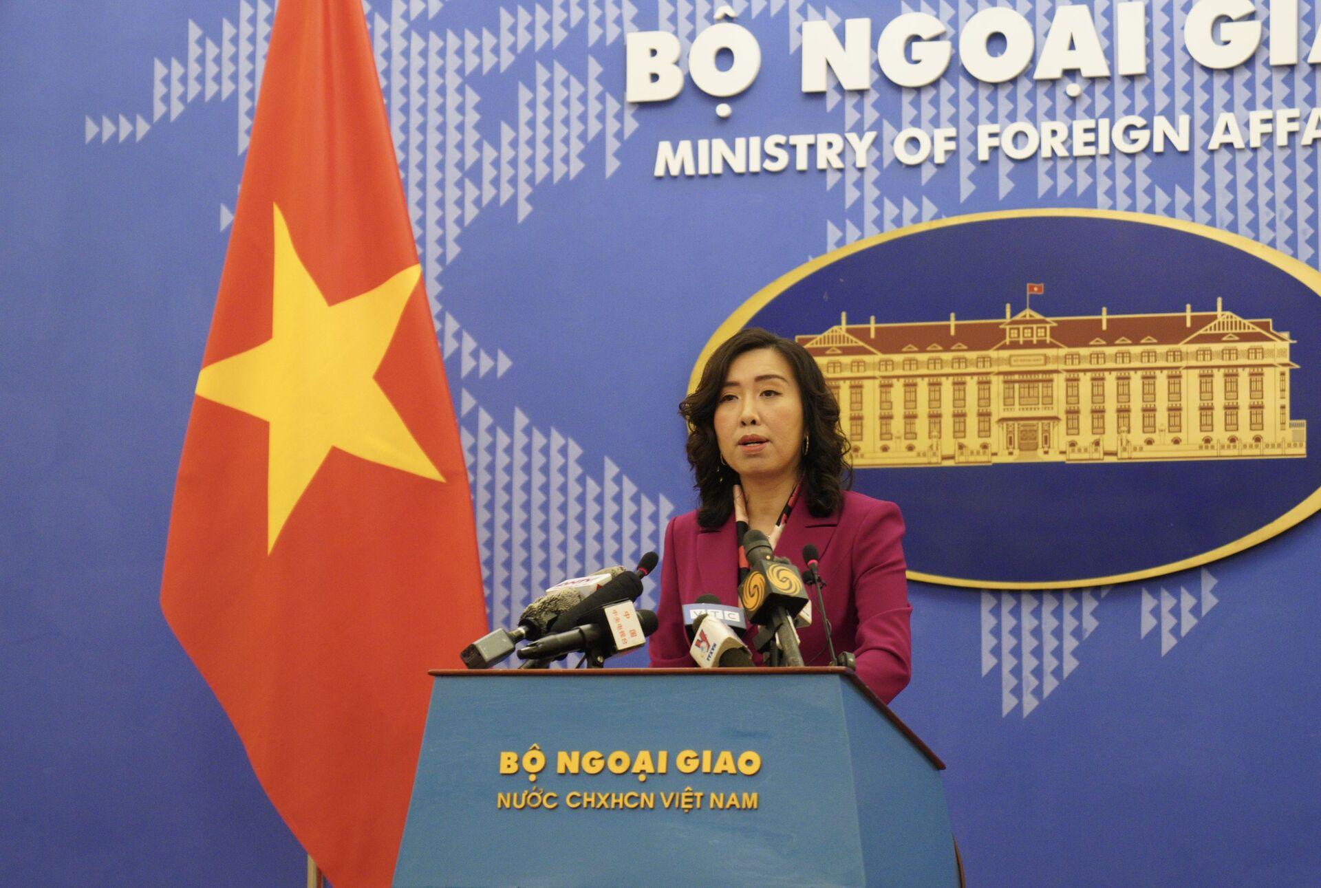 Việt Nam lên tiếng bảo vệ công dân bị kỳ thị do COVID-19 tại Singapore - Sputnik Việt Nam, 1920, 22.07.2021