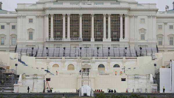 Điện Capitol Hoa Kỳ. - Sputnik Việt Nam