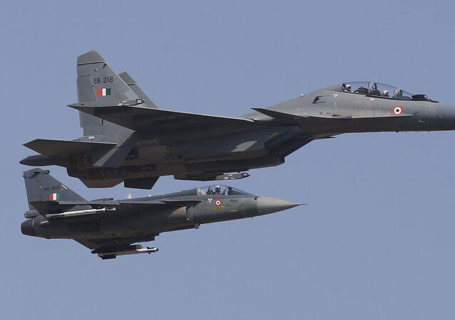 Сhiến đấu cơ SU-30MKI của Không quân Ấn Độ