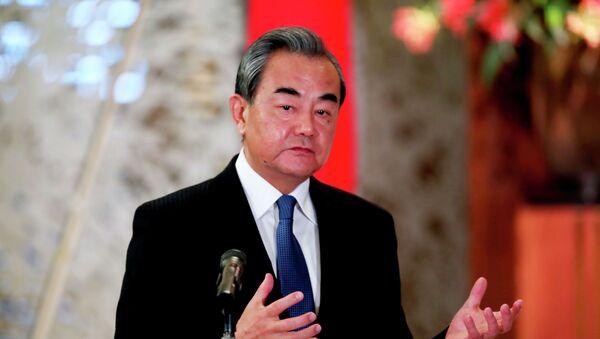 Ngoại trưởng Nga và Trung Quốc chỉ ra lập trường tương tự của hai nước và đóng góp của họ trong việc duy trì hòa bình - Sputnik Việt Nam
