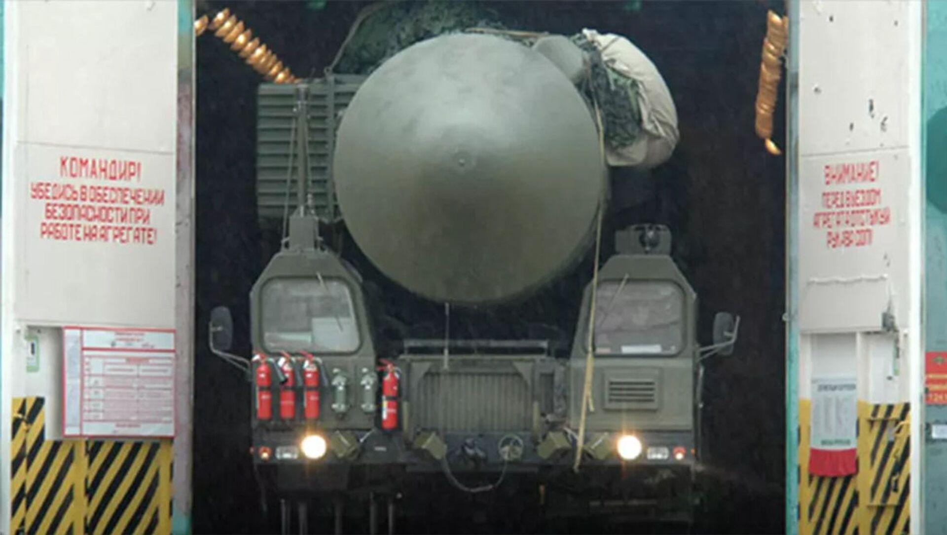 ICBM hạng nặng Sarmat - Sputnik Việt Nam, 1920, 06.07.2021
