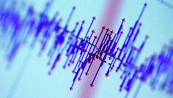 Biểu đồ địa chấn với các giá trị đỉnh - Sputnik Việt Nam