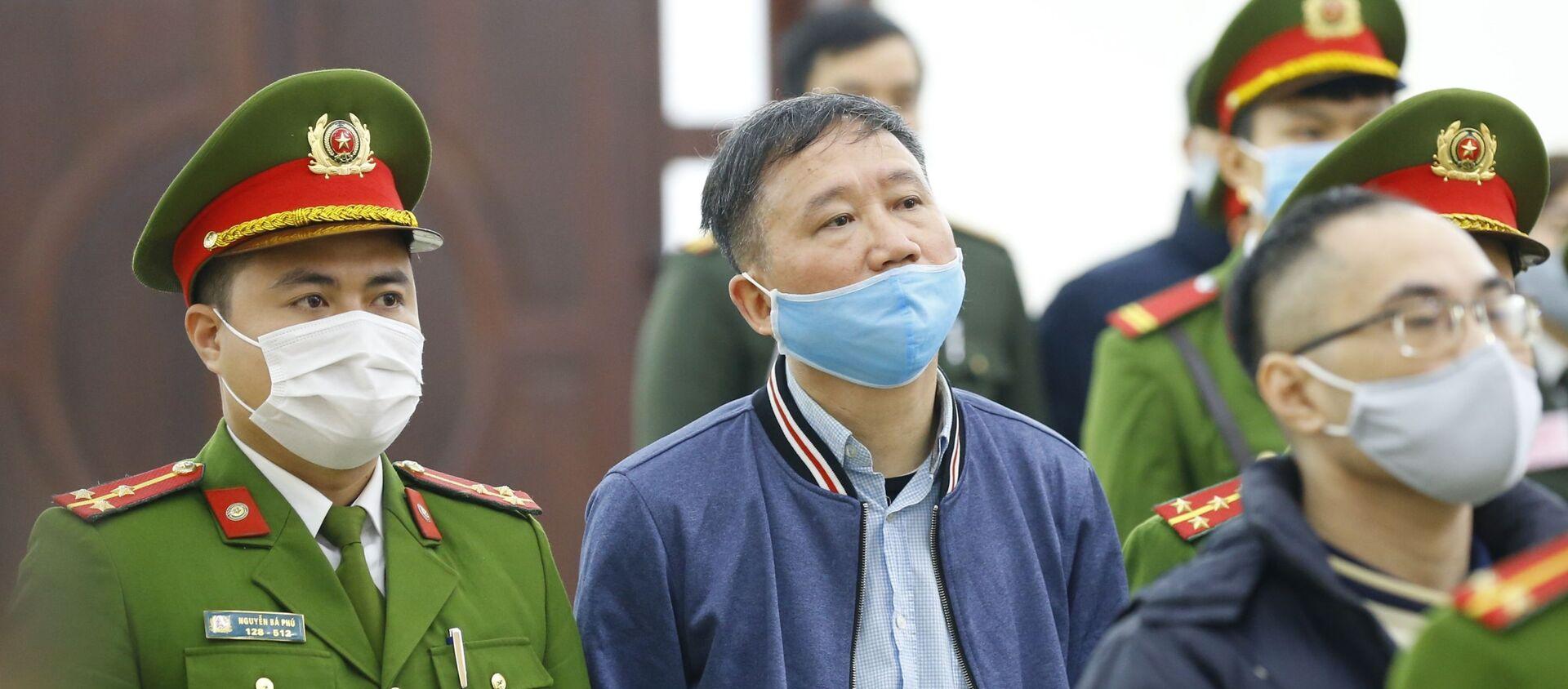 Xét xử vụ án xảy ra tại Dự án Nhà máy nhiên liệu sinh học Ethanol Phú Thọ - Sputnik Việt Nam, 1920, 14.04.2021