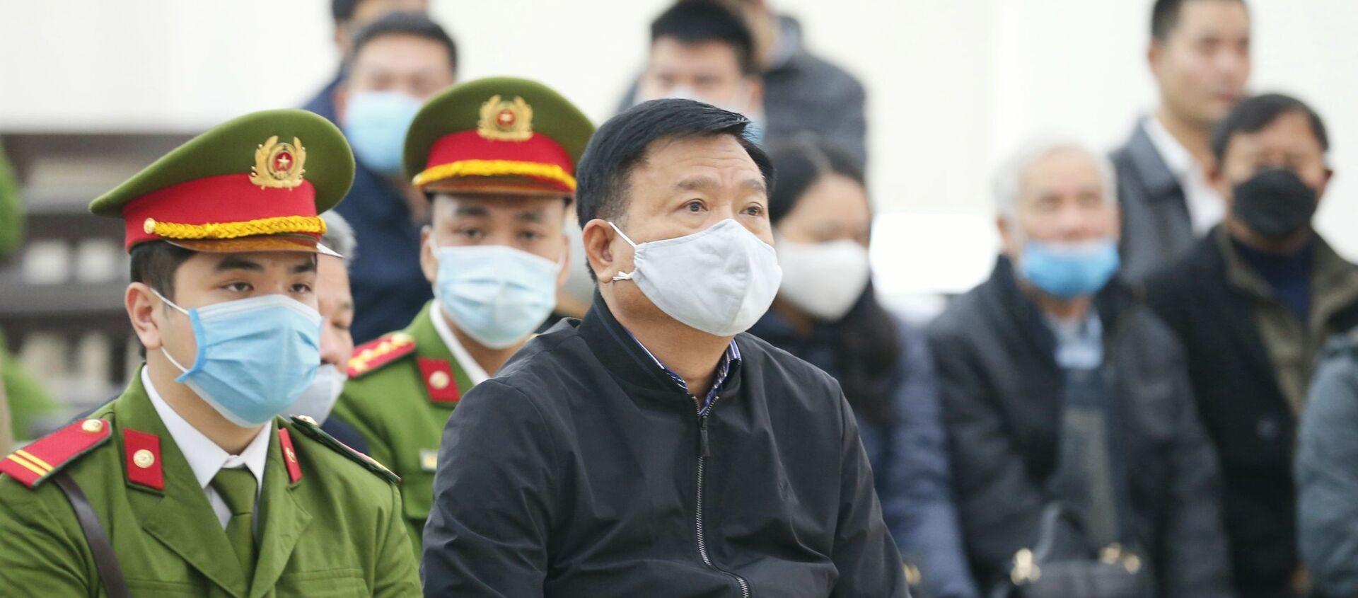 Xét xử vụ án xảy ra tại Dự án Nhà máy nhiên liệu sinh học Ethanol Phú Thọ - Sputnik Việt Nam, 1920, 26.02.2021
