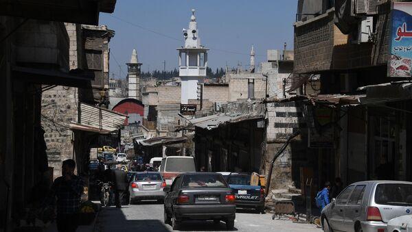 Thành phố Hama, Syria - Sputnik Việt Nam