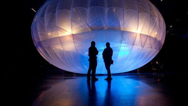 Khinh khí cầu Loon - Sputnik Việt Nam