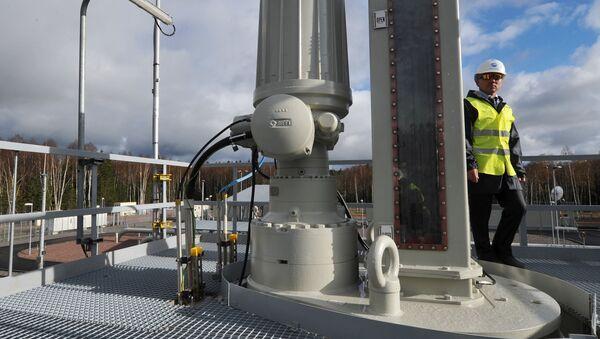Đường ống dẫn khí đốt Dòng chảy phương Bắc - Sputnik Việt Nam