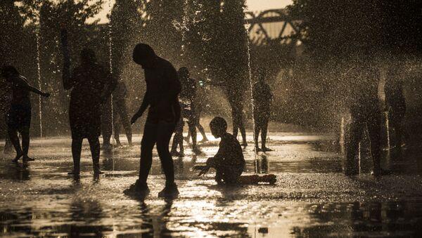 Công viên Madrid Rio, Madrid - Sputnik Việt Nam