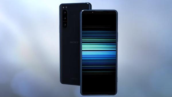 Điện thoại thông minh Sony Xperia 5 II - Sputnik Việt Nam