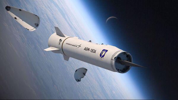 AGM-183A ARRW - tên lửa hành trình không đối đất siêu thanh - Sputnik Việt Nam