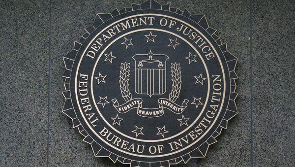 Cục điều tra liên bang (FBI) fbr - Sputnik Việt Nam