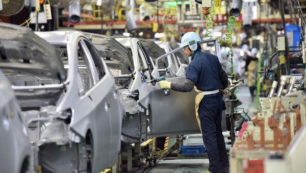 Toyota sản xuất tại Nhật Bản - Sputnik Việt Nam