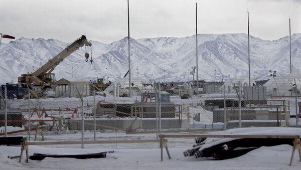 Lắp đặt thiết bị đánh chặn tên lửa đạn đạo tại Fort Greeley, Alaska - Sputnik Việt Nam