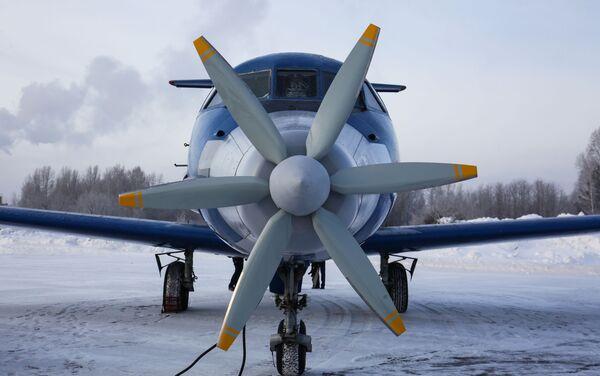 Cuộc trình diễn của máy bay với động cơ điện siêu dẫn đầu tiên trên thế giới - Sputnik Việt Nam