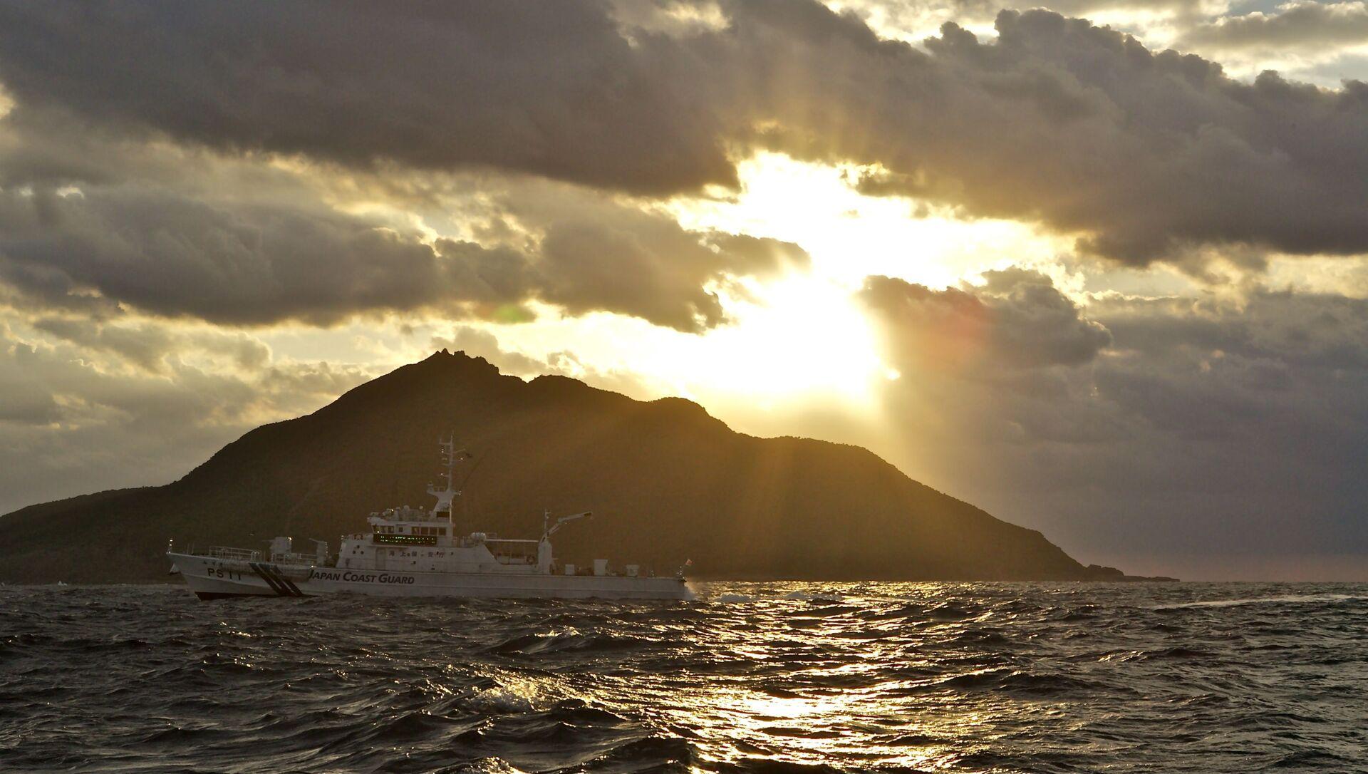 Đảo Điếu Ngư (Senkaku) ở Biển Hoa Đông. - Sputnik Việt Nam, 1920, 04.06.2021