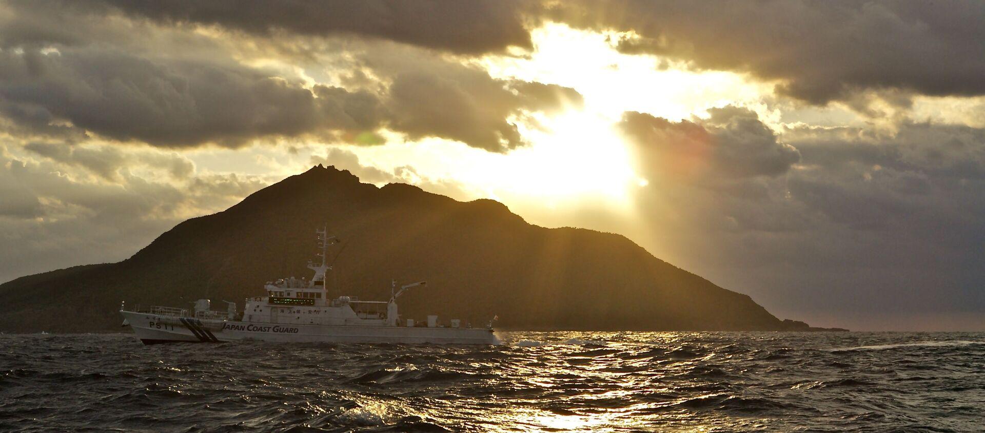 Đảo Điếu Ngư (Senkaku) ở Biển Hoa Đông. - Sputnik Việt Nam, 1920, 29.03.2021