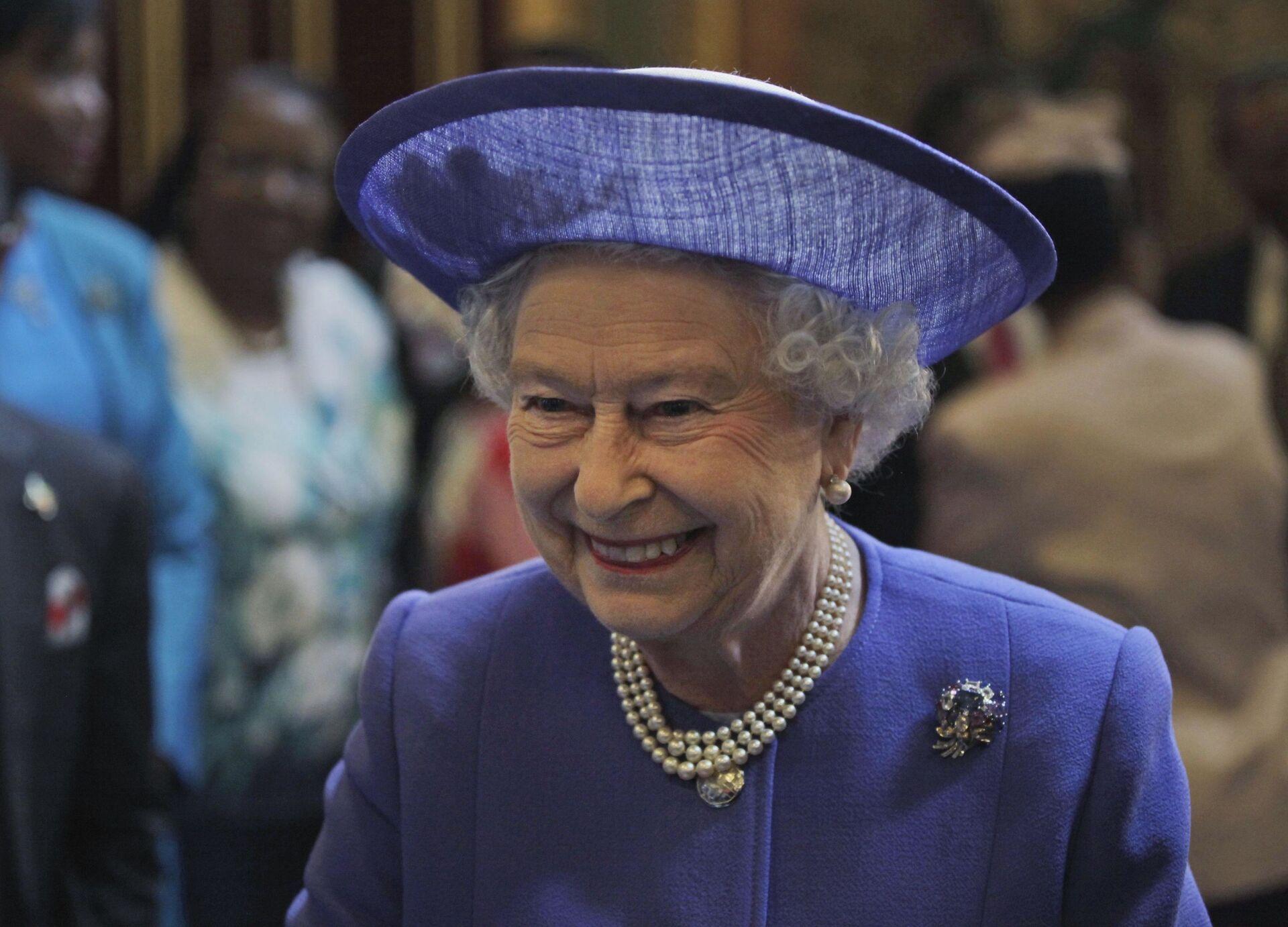 Nữ hoàng Anh Elizabeth II. - Sputnik Việt Nam, 1920, 05.10.2021