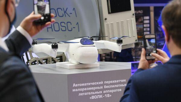 UAV đánh chặn tự động Volk-18 - Sputnik Việt Nam
