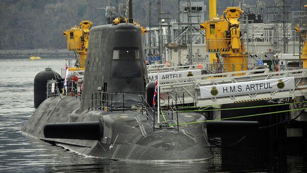 Tàu ngầm HMS của Hải quân Anh. - Sputnik Việt Nam