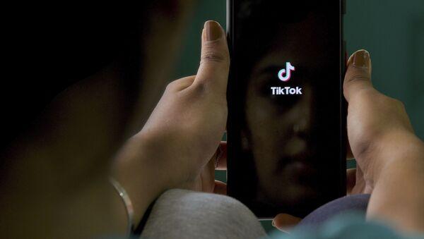 TikTok trên điện thoại thông minh của bạn - Sputnik Việt Nam