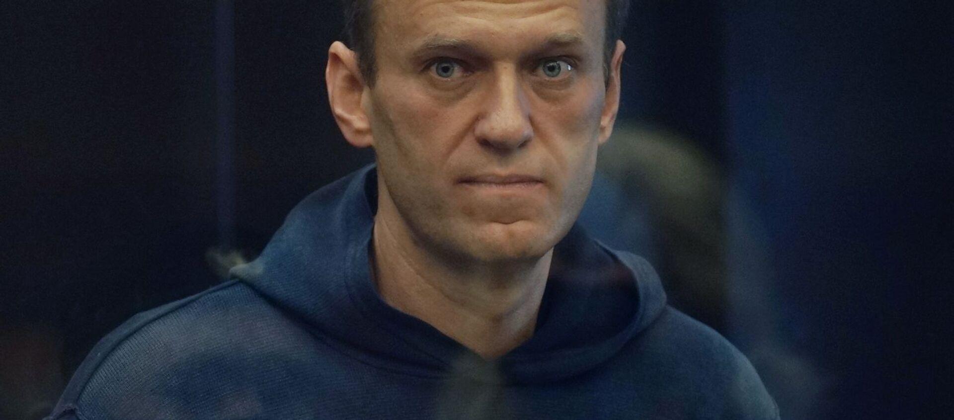 Alexey Navalny. - Sputnik Việt Nam, 1920, 02.03.2021