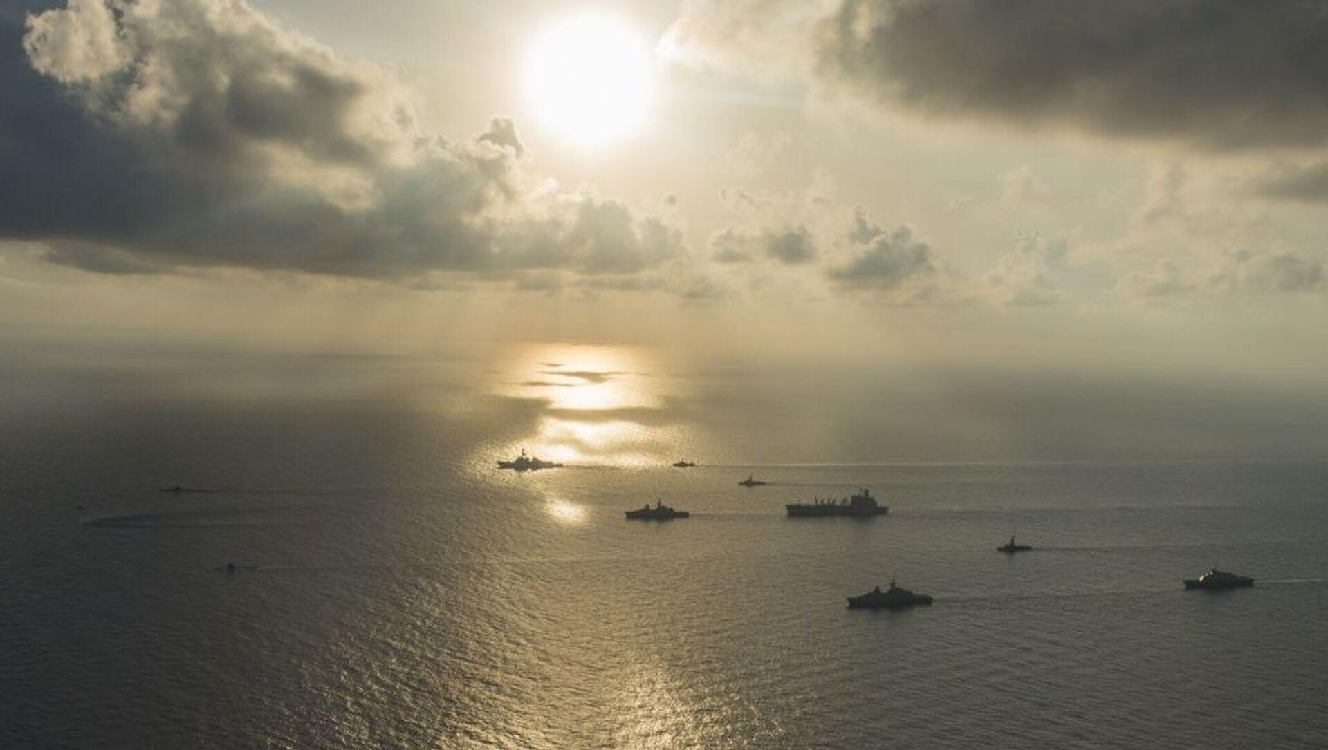 Biển Đông - Sputnik Việt Nam, 1920, 06.07.2021