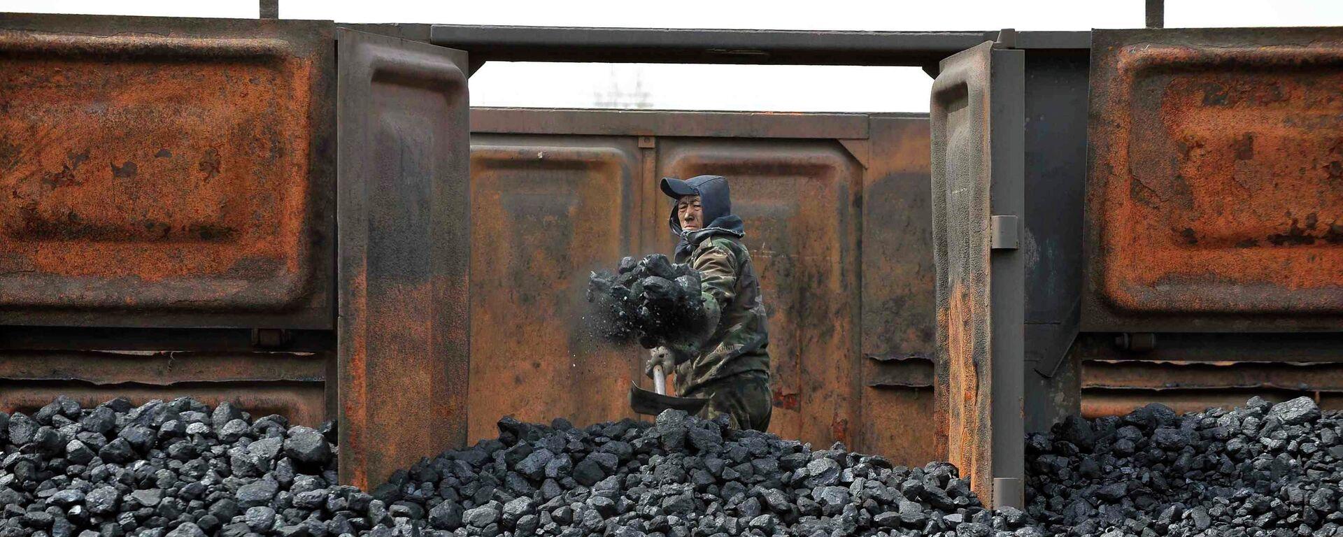 Vì sao Trung Quốc từ bỏ năng lượng than đá? - Sputnik Việt Nam, 1920, 05.10.2021