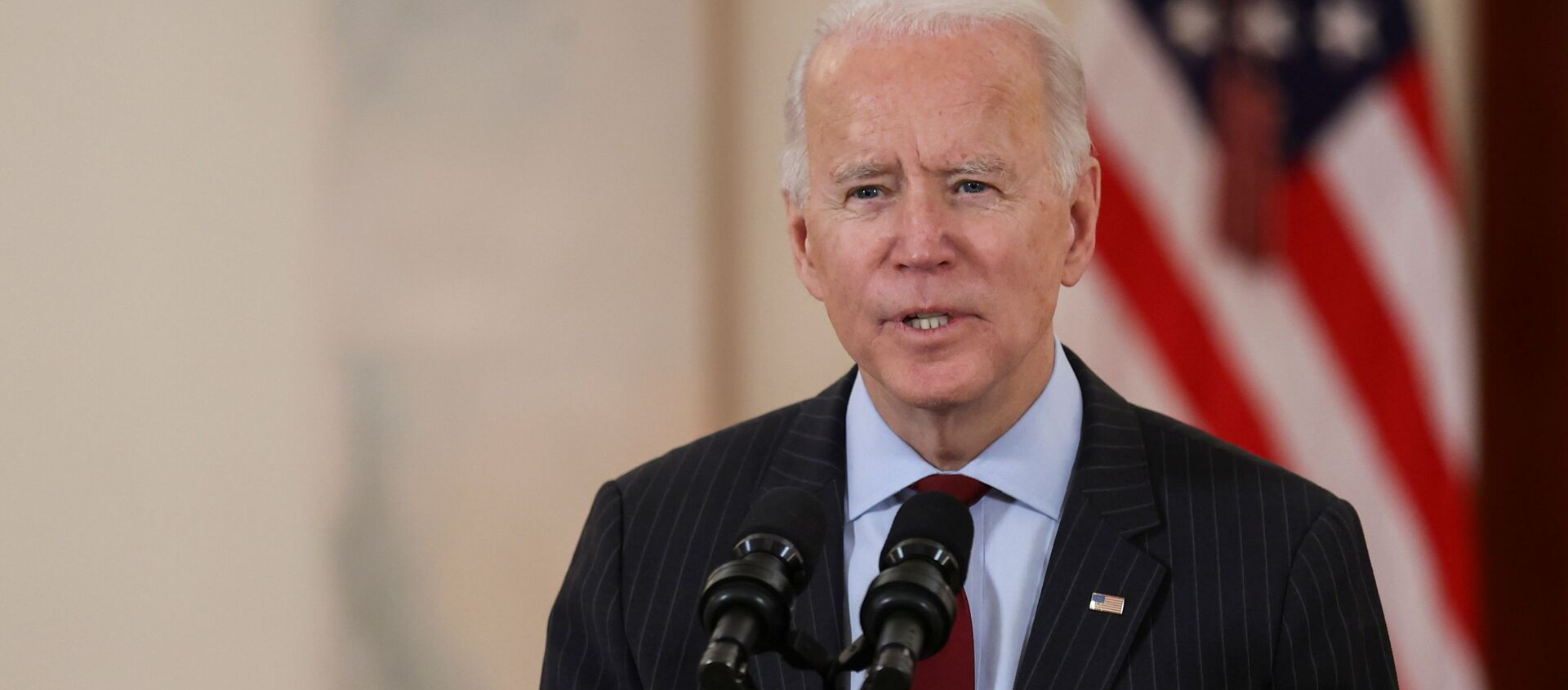 Tổng thống Mỹ Joe Biden. - Sputnik Việt Nam, 1920, 24.02.2021