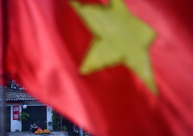 Cột cờ Việt Nam, Hà Nội.