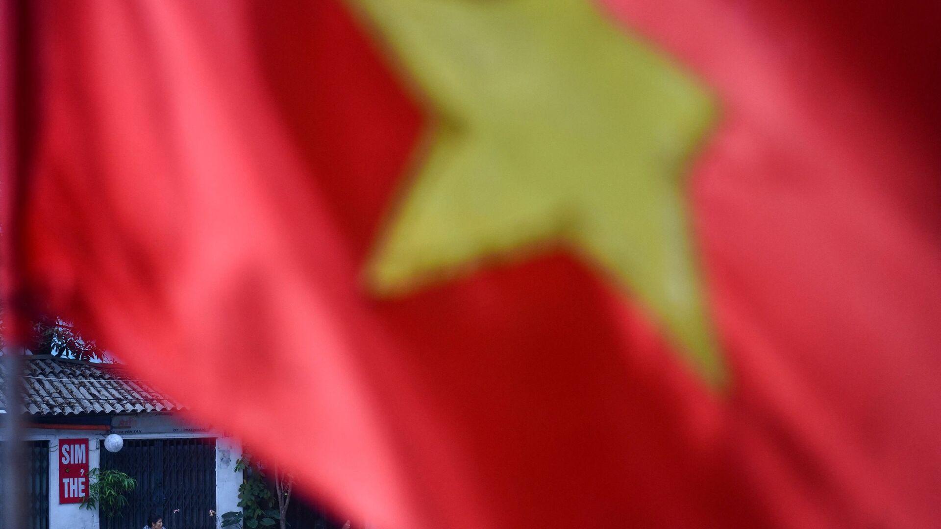 Cột cờ Việt Nam, Hà Nội. - Sputnik Việt Nam, 1920, 28.09.2021