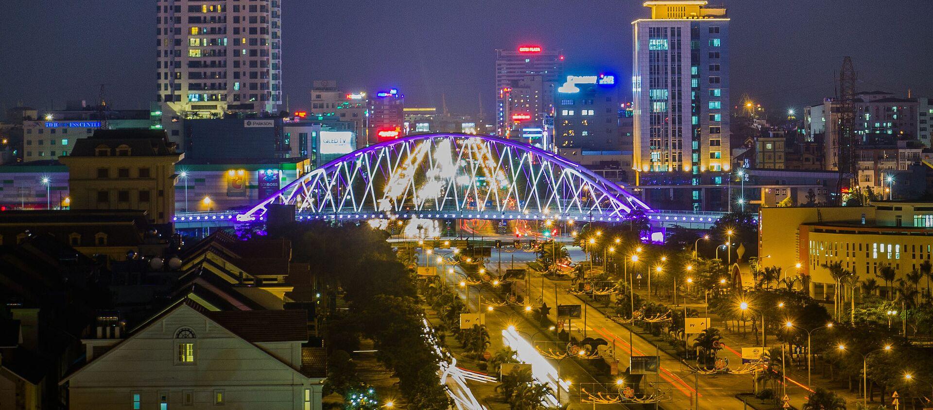 Quang cảnh thành phố Hải Phòng của Việt Nam - Sputnik Việt Nam, 1920, 12.05.2021