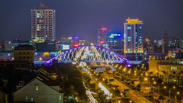 Quang cảnh thành phố Hải Phòng của Việt Nam - Sputnik Việt Nam