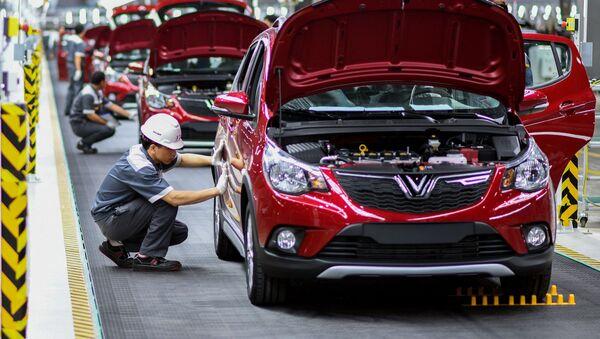 Xe VinFast. - Sputnik Việt Nam
