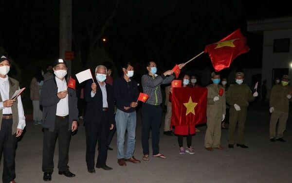 Tâm dịch COVID-19 tại Chí Linh được gỡ bỏ phong tỏa, Hải Dương kết thúc thời gian cách ly xã hội - Sputnik Việt Nam