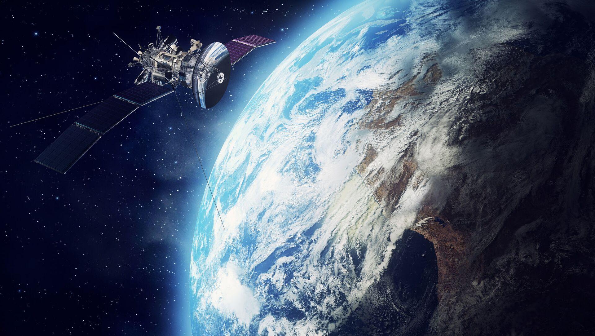 Vệ tinh  trên hành tinh trái đất. - Sputnik Việt Nam, 1920, 22.08.2021