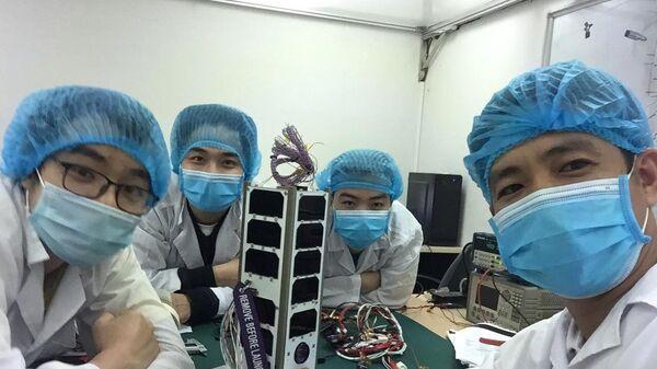 Vệ tinh NanoDragon. - Sputnik Việt Nam