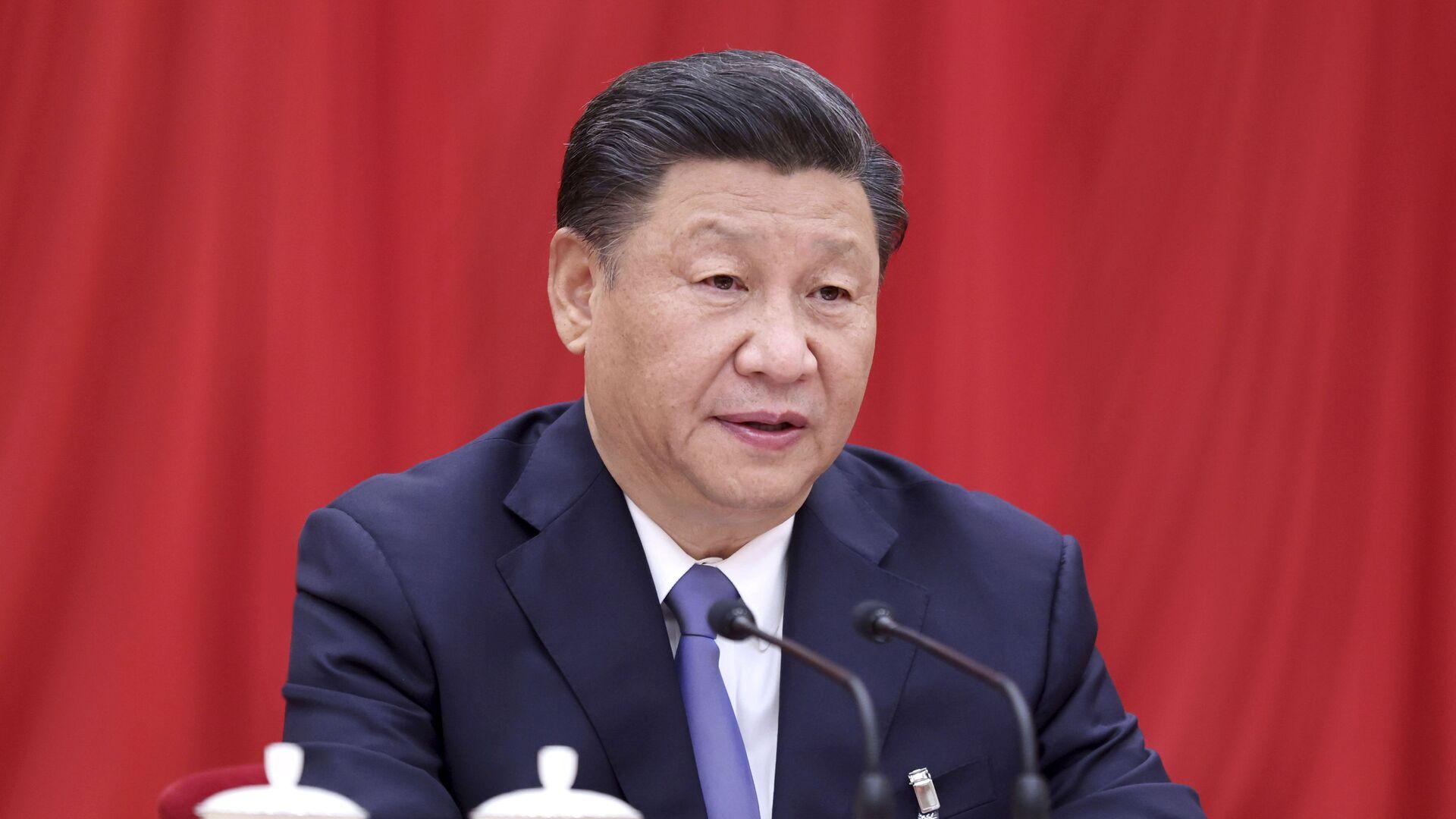 Chủ tịch nước Cộng hòa Nhân dân Trung Hoa Tập Cận Bình - Sputnik Việt Nam, 1920, 16.07.2021