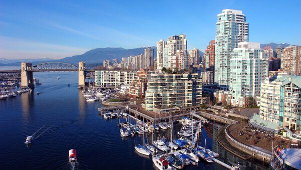 Thành phố Vancouver, Canada - Sputnik Việt Nam