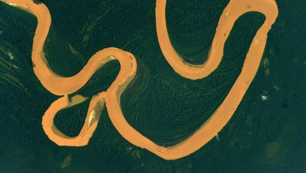 Sông Amazon - Sputnik Việt Nam