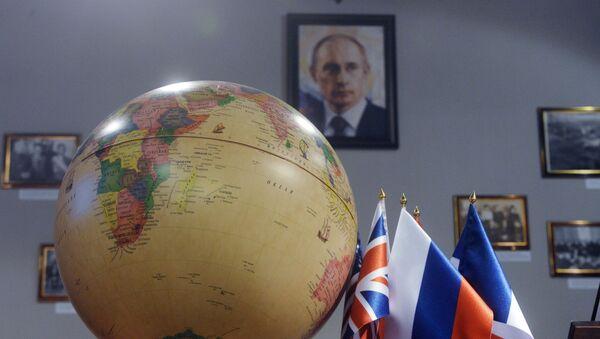Сhân dung Tổng thống Nga Vladimir Putin - Sputnik Việt Nam