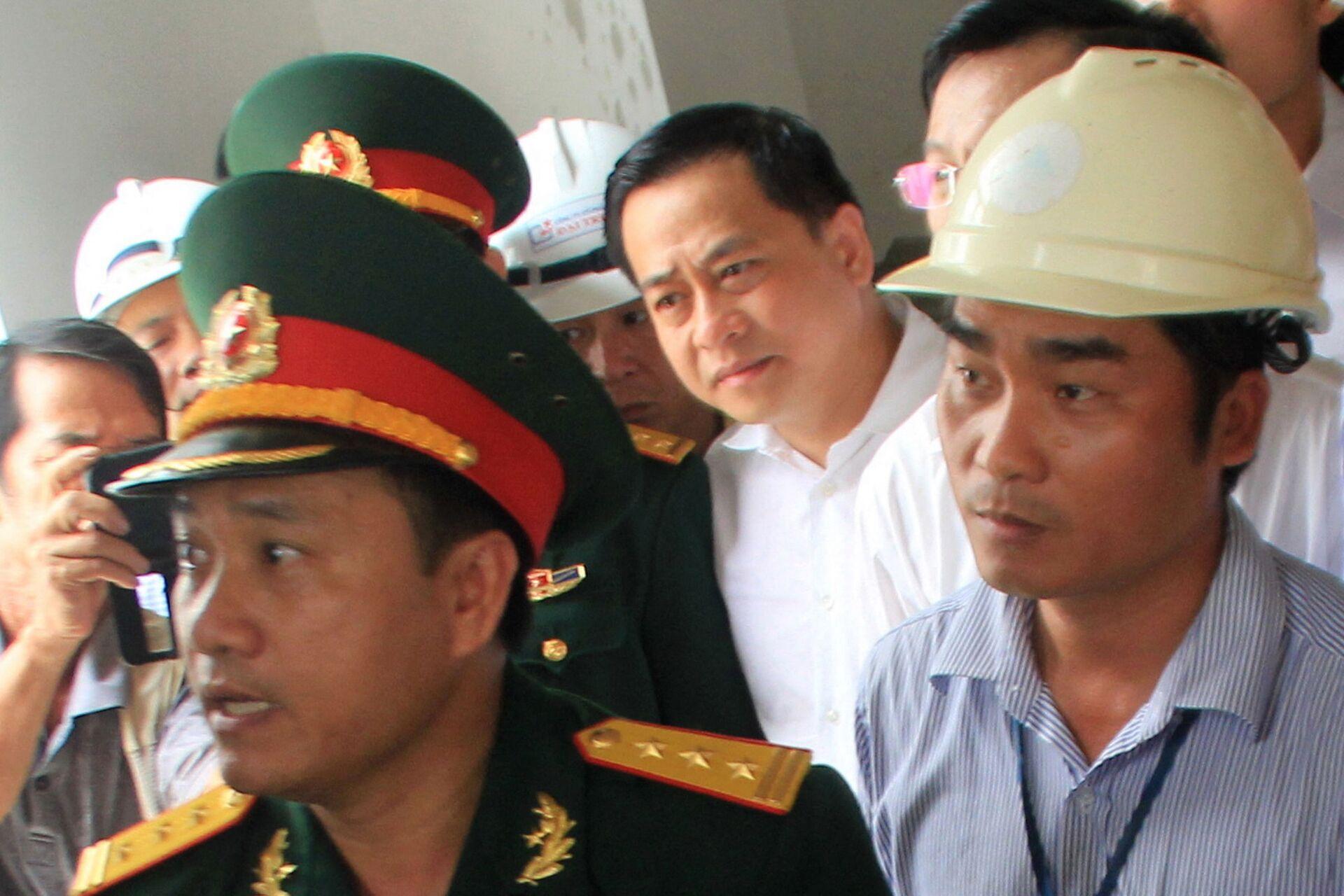 Cựu sĩ quan tình báo Công an Phan Văn Anh Vũ tiếp tục bị khởi tố tội 'Đưa hối lộ' - Sputnik Việt Nam, 1920, 05.03.2021