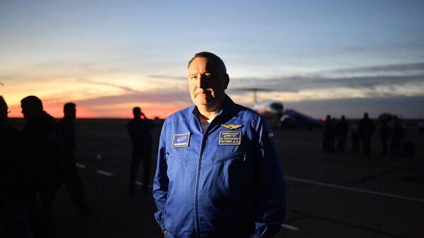 Dmitry Rogozin, người đứng đầu tập đoàn nhà nước Roscosmos của Nga - Sputnik Việt Nam