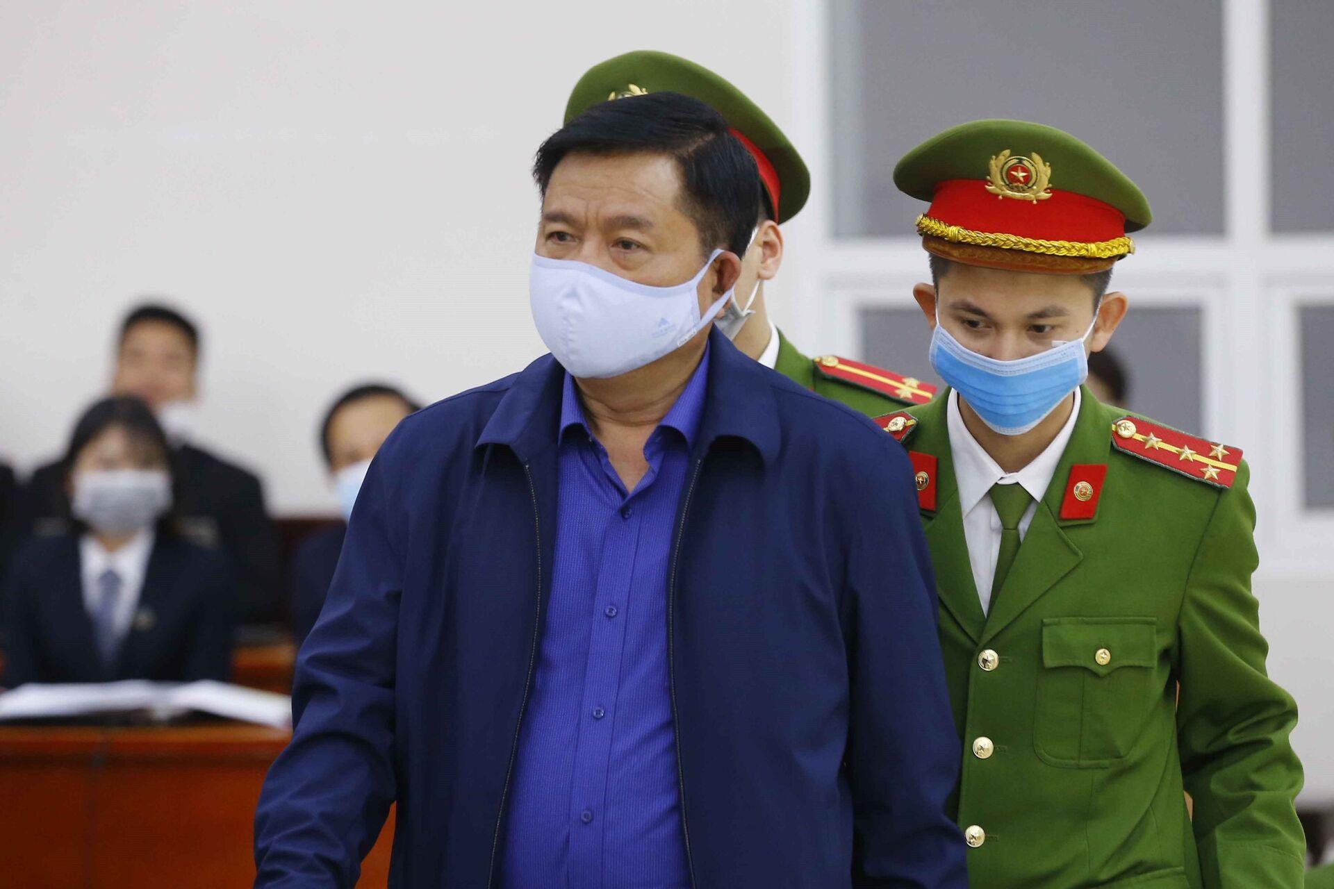 Phiên tòa sáng 08/03: Bị cáo Trịnh Xuân Thanh có đề nghị bất ngờ - Sputnik Việt Nam, 1920, 08.03.2021