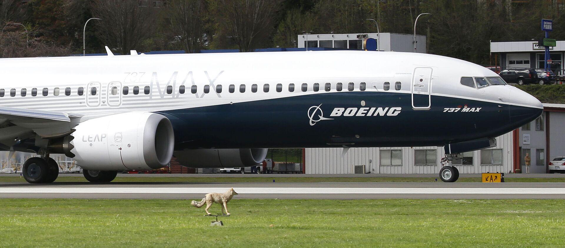 Boeing 737 Max  - Sputnik Việt Nam, 1920, 08.03.2021