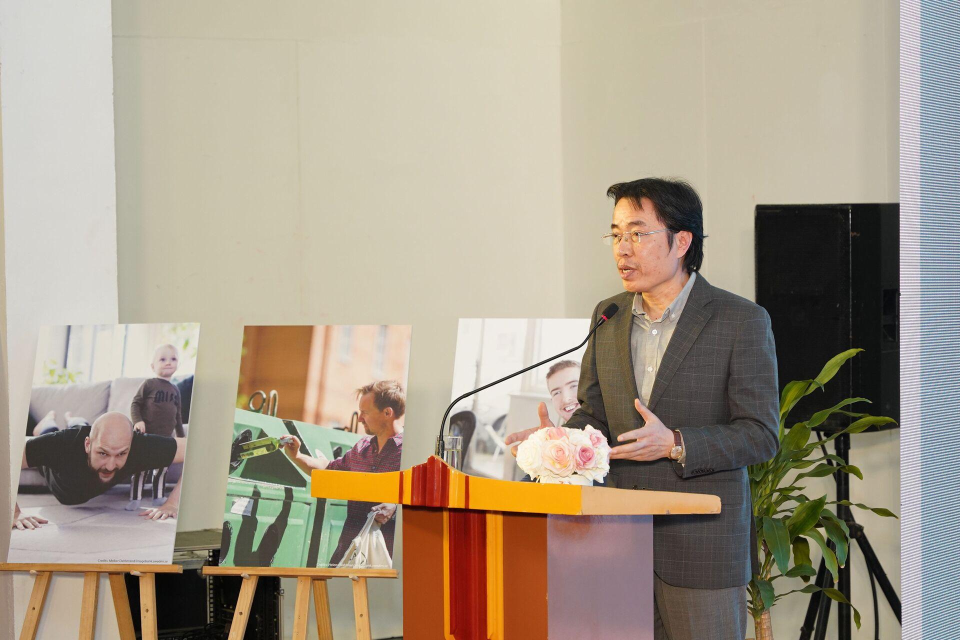 Cục trưởng Cục trẻ em: 'Chia sẻ - Chìa khóa thúc đẩy bình đẳng giới' - Sputnik Việt Nam, 1920, 09.03.2021