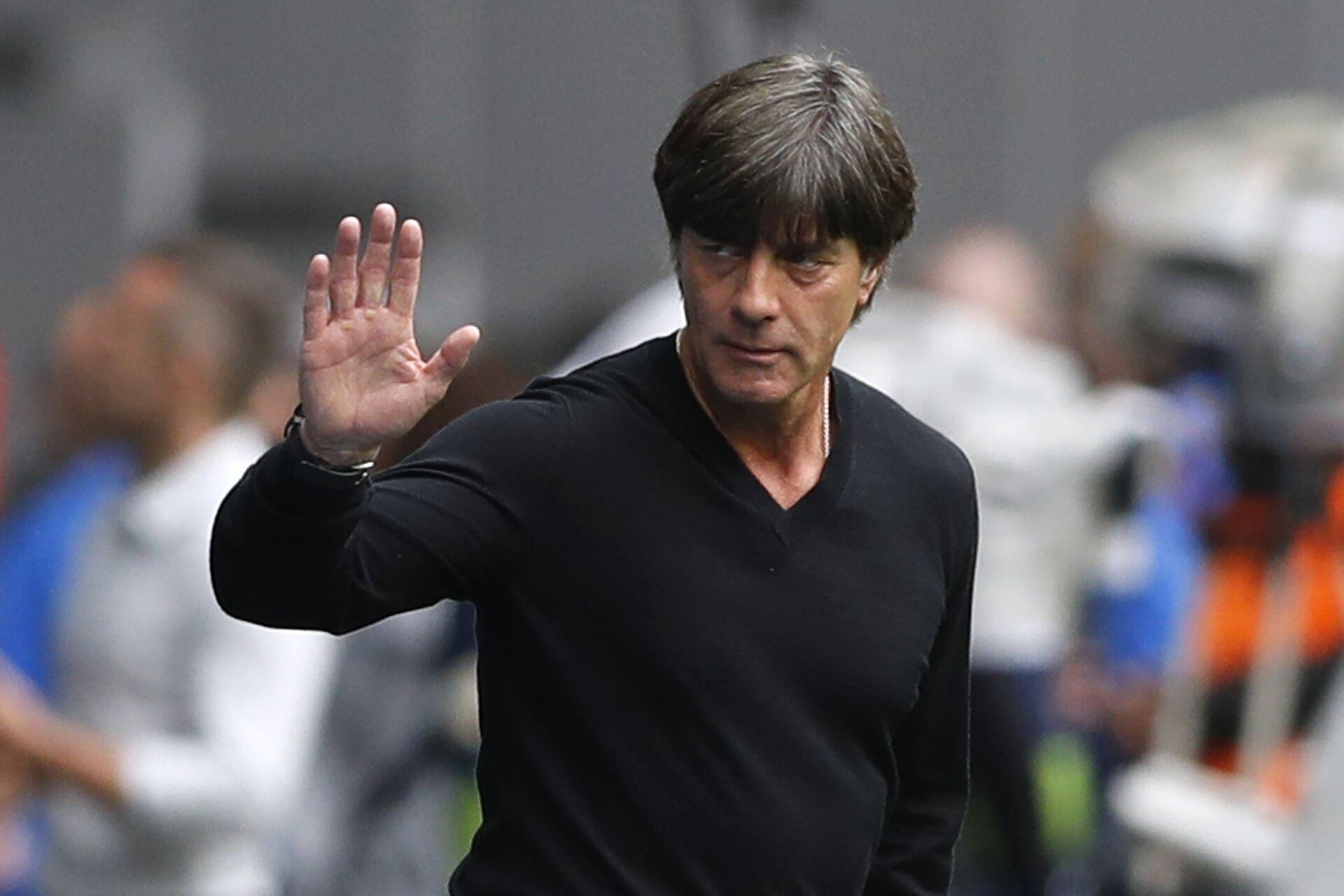 Tại sao Joachim Low ra đi? Những lý do huấn luyện viên trưởng đội tuyển Đức từ chức - Sputnik Việt Nam, 1920, 10.03.2021