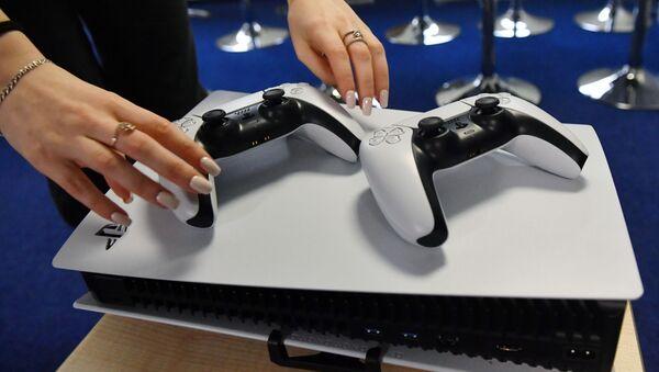 Bảng điều khiển PlayStation 5 mới của Sony sẽ được bán ở Nga - Sputnik Việt Nam