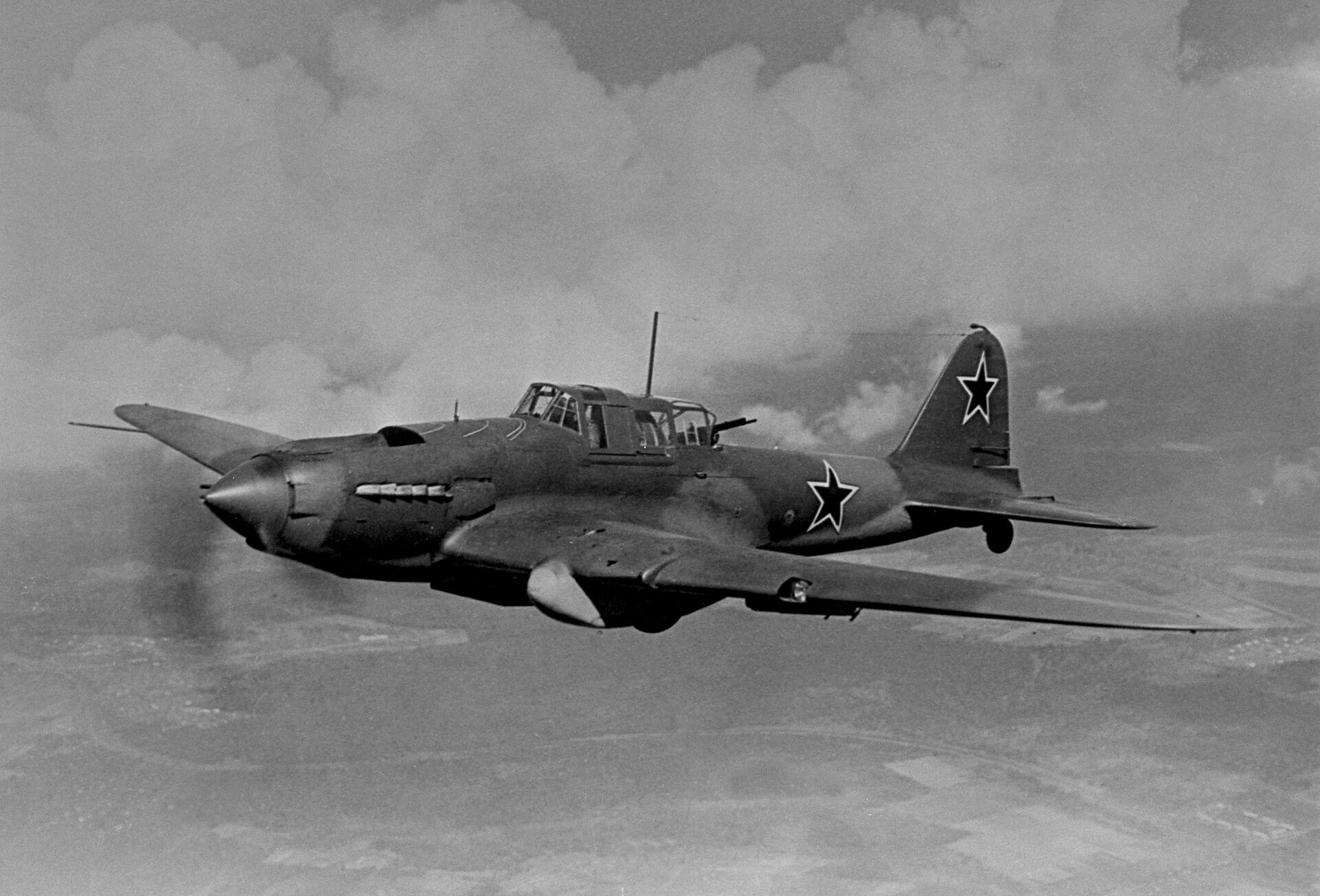 """Quân Đức đặt tên cho nó là """"Gã đồ tể: máy bay Liên Xô khiến phát xít khiếp sợ - Sputnik Việt Nam, 1920, 10.03.2021"""