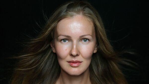 Cô gái người dân tộc Nga trong dự án The Ethnic Origins of Beauty - Sputnik Việt Nam