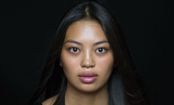 Cô gái người dân tộc Khmer trong dự án The Ethnic Origins of Beauty - Sputnik Việt Nam